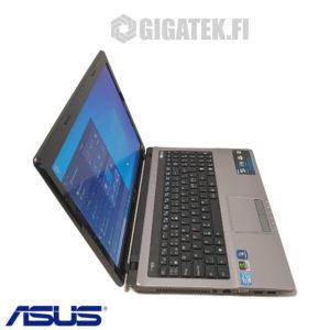 "Asus K53SC\i5-2430M\6GB RAM\120SSD\15.6""\W10"
