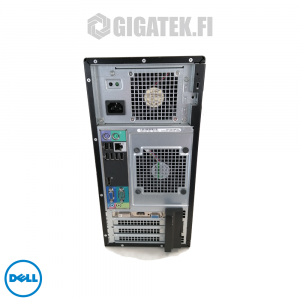 Dell Optiplex 990\i7-2600\8\120GB SSD+500GB HDD\W10