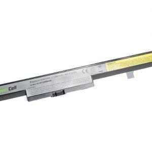 Green Cell Akku: Lenovo Malleille B40 B50 G550s N40 N50 / 14,4V 2200mAh