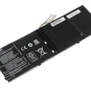 Green Cell Akku: Acer Aspire malleille: V5-552 V5-572 V5-573 V7-581 R7-571 / 15V 3400mAh