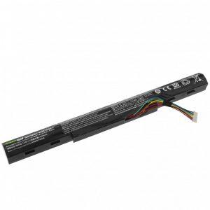 Green Cell PRO AS16A5K akku: Acer Aspire E15 E5-553 E5-553G E5-575 E5-575G F15 F5-573 F5-573G / 14.6V 2600mAh