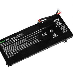 Green Cell AC14A8L akku: Acer Aspire Nitro V15 VN7-571G VN7-572G VN7-591G VN7-592G i V17 VN7-791G VN7-792G / 11.4V 3800mAh