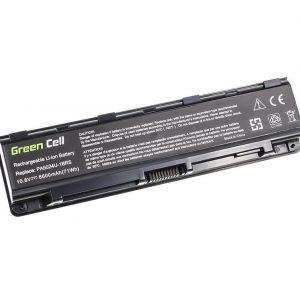 Green Cell PA5024U-1BRS PA5109U-1BRS PA5110U-1BRS akku: Toshiba Satellite C850 C855 C870 L850 L855 / 10.8V 6600mAh