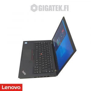 Lenovo ThinkPad T460s\i5-6200U\12GB DDR4\240 GB M.2 SSD\14″ FHD-IPS \W10 Pro