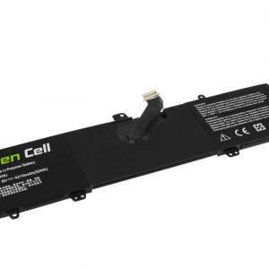 Green Cell 0JV6J akku: Dell Inspiron 11 3162 3164 3168 3169 3179 3180 3185 / 7.6V 4210mAh