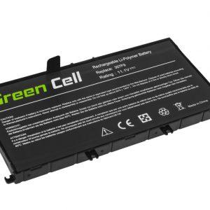 Green Cell 357F9 akku: Dell Inspiron 15 5576 5577 7557 7559 7566 7567 / 11.1V 4200mAh