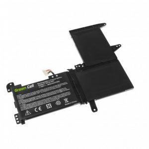 Green Cell B31N1637 C31N1637 akku: Asus VivoBook S15 S510 S510U S510UA S510UN S510UQ 15 F510 F510U F510UA / 11.52V 3600mAh