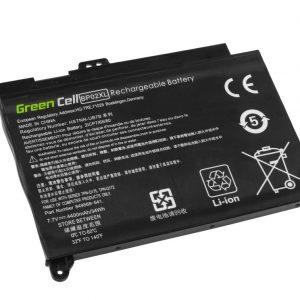 Green Cell BP02XL akku: HP Pavilion 15-AU 15-AU051NW 15-AU071NW 15-AU102NW 15-AU107NW 15-AW 15-AW010NW / 7.7V 4400mAh