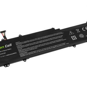 Green Cell C31N1330 akku: Asus ZenBook UX32L UX32LA UX32LN / 11.1V 4400mAh