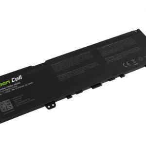 Green Cell F62G0 akku: Dell Inspiron 13 5370 7370 7373 7380 7386, Dell Vostro 5370 / 11.1V 3100mAh