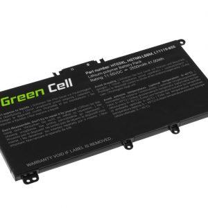 Green Cell HT03XL akku: HP 240 G7 245 G7 250 G7 255 G7 / 11.55V 3400mAh