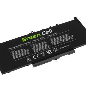 Green Cell J60J5 akku: Dell Latitude E7270 E7470 / 7.6V 5800mAh