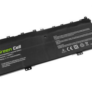 Green Cell L13M6P71 L13S6P71 akku: Lenovo Yoga 2 13 / 11.1V 4400mAh