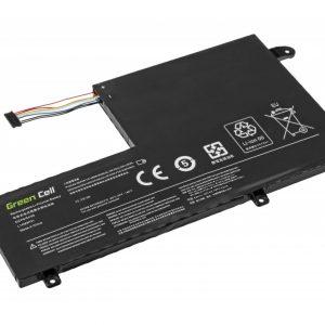 Green Cell L14M3P21 akku: Lenovo Yoga 500-14IBD 500-14ISK 500-15IBD 500-15ISK / 11.1V 3500mAh
