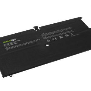 Green Cell L15L4P20 L15M4P20 akku: Lenovo Yoga 900S-12ISK / 7.4V 6900mAh