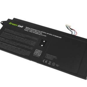 Green Cell AP12F3J akku: Acer Aspire S7-391 / 7.4V 4650mAh