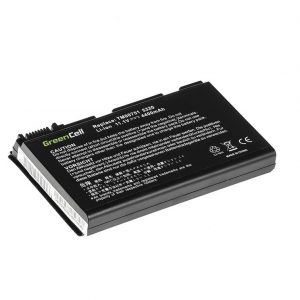 Green Cell GRAPE32 TM00741 TM00751 akku: Acer TravelMate 5220 5520 5720 7520 7720 Extensa 5100 5220 5620 5630 / 11.1V 4400mAh
