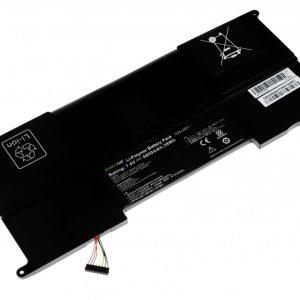 Green Cell C23-UX21 akku: Asus ZenBook UX21 UX21A UX21E / 7.4V 4050mAh
