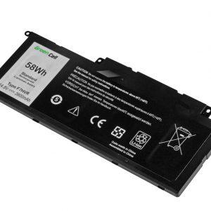 Green Cell F7HVR akku: Dell Inspiron 15 7537 17 7737 7746 / 14.8V 3800mAh