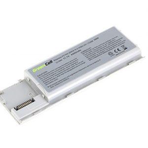 Green Cell PC764 JD634 akku: Dell Latitude D620 D620 ATG D630 D630 ATG D630N D631 Precision M2300 / 11.1V 4400mAh