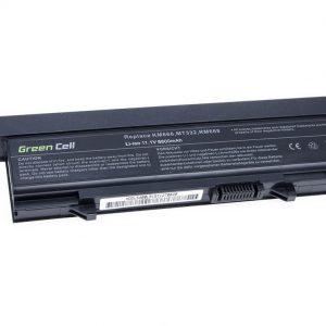 Green Cell KM742 KM668 akku: Dell Latitude E5400 E5410 E5500 E5510 / 11.1V 8800mAh
