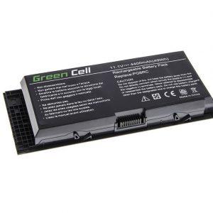 Green Cell FV993 akku: Dell Precision M4600 M4700 M4800 M6600 M6700 M6800 / 11.1V 4400mAh
