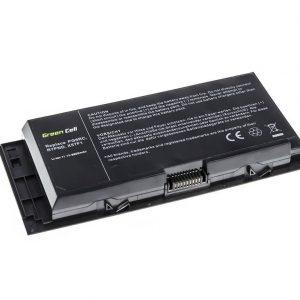 Green Cell FV993 akku: Dell Precision M4600 M4700 M4800 M6600 M6700 M6800 / 11.1V 6600mAh