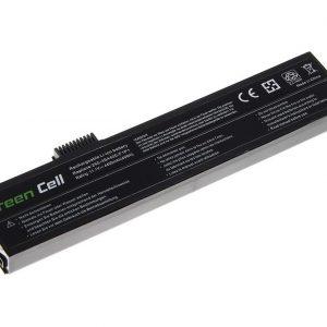 Green Cell akku: Fujitsu-Siemens 3000 5000 7000 / 11.1V 4400mAh