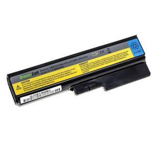 Green Cell L08S6Y02 akku: Lenovo B550 G430 G450 G530 G550 G550A G555 N500 / 11.1V 6600mAh