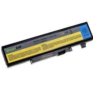 Green Cell L08L6D13 L08S6D13 akku: Lenovo IdeaPad Y450 Y450A Y450G Y550 Y550A Y550P / 11.1V 6600mAh