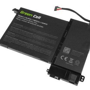 Green Cell L14L4P23 L14M4P23 L14S4P22 akku: Lenovo IdeaPad Y700-15ACZ Y700-15ISK Y700-17ISK / 14.8V 4000mAh