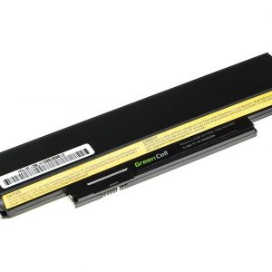 Green Cell 42T4957 42T4958 akku: Lenovo ThinkPad L330 X121e X131e X140e, ThinkPad Edge E120 E125 E130 E135 E320 / 11.1V 4400mAh