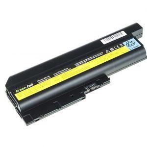 Green Cell 42T4504 42T4513 akku: Lenovo ThinkPad T60 T61 R60 R61 / 10.8V 6600mAh