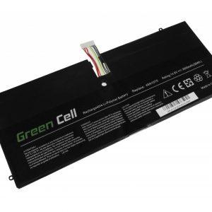 Green Cell 45N1070 45N1071 akku: Lenovo ThinkPad X1 Carbon 1 Gen 3443 3444 3446 3448 3460 3462 3463 / 14.8V 2600mAh