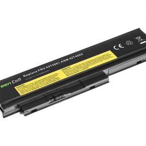 Green Cell 42T4861 akku: IBM Lenovo ThinkPad X220 X230 / 10.8V 4400mAh