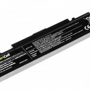 Green Cell AA-PB9N4BL akku: Samsung RV408 RV409 RV410 RV411 RV415 / 14.8V 2200mAh