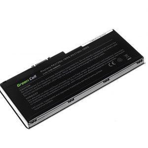 Green Cell PA3730U-1BRS akku: Toshiba Qosmio X500 X505 Satellite P500 P505 P505D / 10.8V 4400mAh
