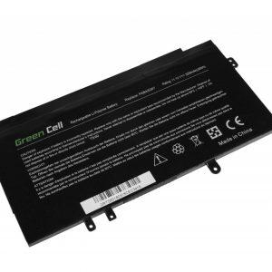 Green Cell PA5073U-1BRS PABAS267 akku: Toshiba Satellite U920t U925t / 11.1V 3200mAh