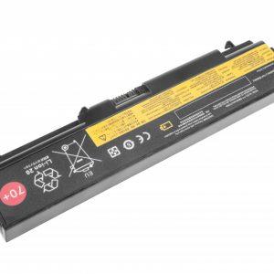Green Cell ULTRA 45N1001 akku: Lenovo ThinkPad L430 L530 T430 T530 W530 / 10.8V 6800mAh