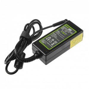 Green Cell laturi: Asus R540 X200C Vivobook F201E ZenBook UX31A / 45W / 19V 2.37A / 4.0-1.35mm
