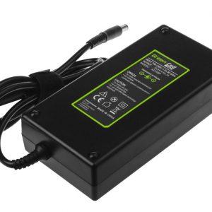 Green Cell laturi: Dell Precision 7510 7710 M4700 M4800 M6600 M6700 M6800 Alienware 17 M17x / 240W / 19.5V 12.3A / 7.4-5.0mm