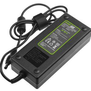 Green Cell laturi: Lenovo IdeaPad Y510p Y550p Y560 Y570 Y580 Z500 Z570 MSI GE60 GE70 GP70 / 120W / 19.5V 6.15A / 5.5-2.5mm