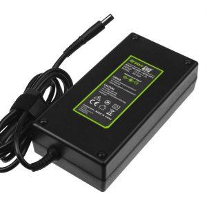 Green Cell laturi: Dell Alienware M14x Dell Latitude E5450 E5550 / 150W / 19.5V 7.7A / 7.4-5.0mm