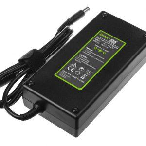 Green Cell laturi: Dell Latitude E5510 E7240 E7440 Alienware 13 14 15 M14x M15x R1 R2 R3 / 180W / 19.5V 9.23A / 7.4-5.0mm