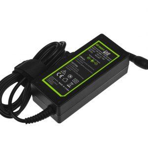 Green Cell laturi: Dell Inspiron 1200 1300 3200 3500 3700 B120 B130 / 60W / 19V 3.16A / 5.5-2.5mm